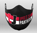 USC PANTHERS OVER THE EAR VICTORY ADJUSTABLE FACE GUARD (while Supplies last)